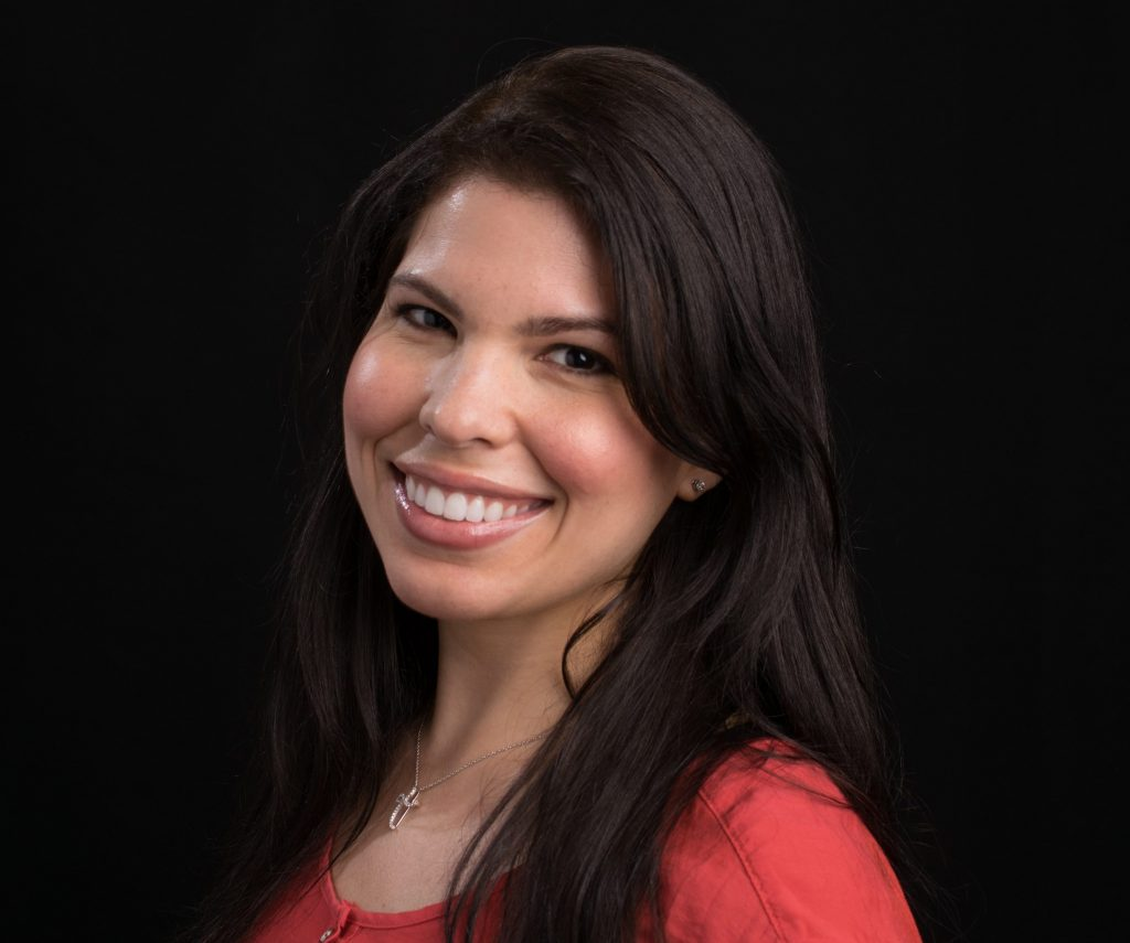 Michelle Zorrilla, Research, Training and Communications Coordinator